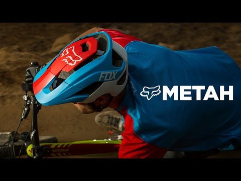 Fox Presents | Metah Helmet Tech Video