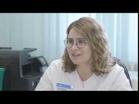 Жанна Александровская врач терапевт МСЧ