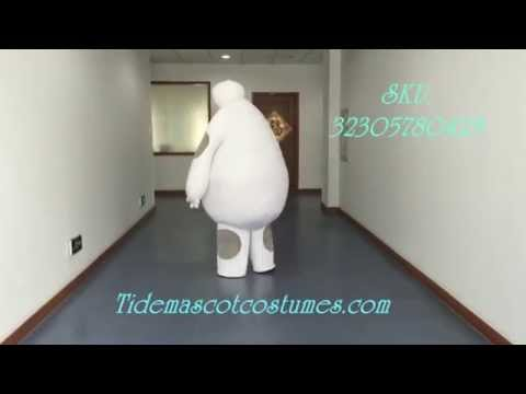 See our Baymax, Bugs Bunny and Snowwhite Mascot here joining together BIGHEREO6