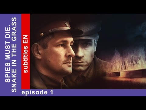 Spies Must Die. Snake in the Grass. Episode 1. Military Detective Story. StarMediah Subtitles