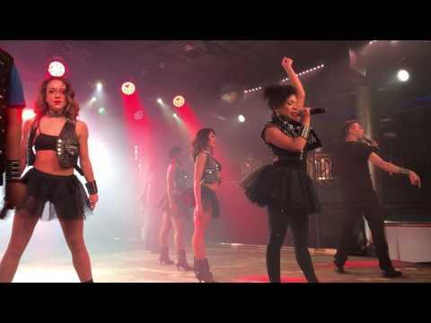 Afro Arimba Silja Symphony 8-9.11.2016 Midnight Show