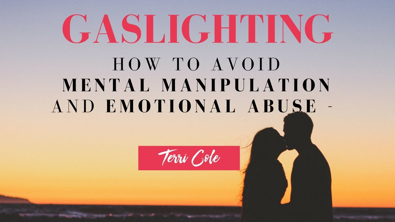 how to stop manipulating a relationship