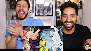 Honest TV Trailers X-Men Reaction by Jaby & Arshad