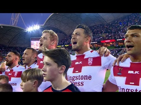 #BringItHome 🏆: The Rugby League World Cup Final