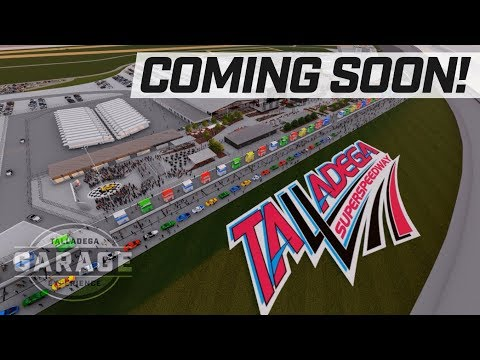 Deano - Talladega Garage Experience Winning Weekend with WTAK