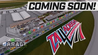 OPENING OCTOBER 2019 | The Talladega Garage Experience