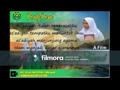 Lirik As'adiyah Madrasahku soundtrack film PesanTren