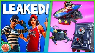 *LEAKED* SKINS, BACK BLINGS, GRATIS TIERS, EMOTES & MEER!!! - Fortnite: Battle Royale