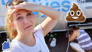 THE WORST PART ABOUT CAMPING! (Surprise!)