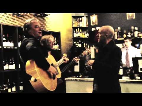 R.E.M. #8 - 'Supernatural Superserious' - September Wine shop ( acoustic version )