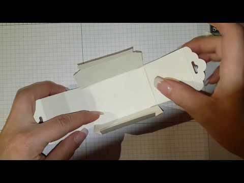 Goddie Box zur Karte Orient Palast Stampin Up