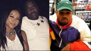 Chris Brown & Karrueche GO OFF On Each Other Via Instagram #clapback