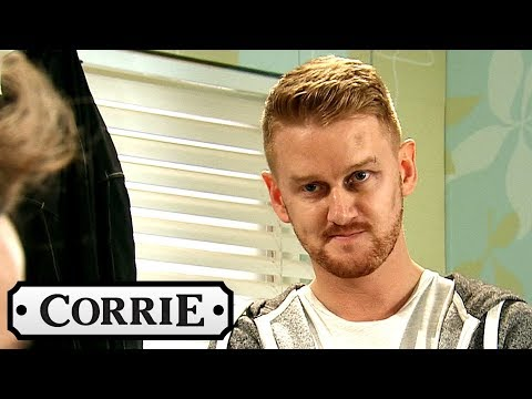 Coronation Street - David Has a Heart to Heart With Gary | PREVIEW