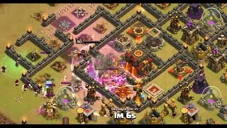 Repeat youtube video Clash Of Clans | Crimson Sky Clan War 1 | Best Attacks