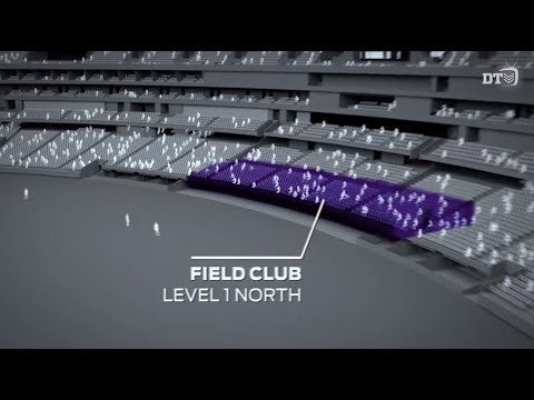 Perth Stadium: Field Club