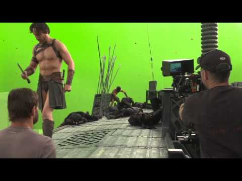 300: Rise of an Empire [Behind the Scenes]