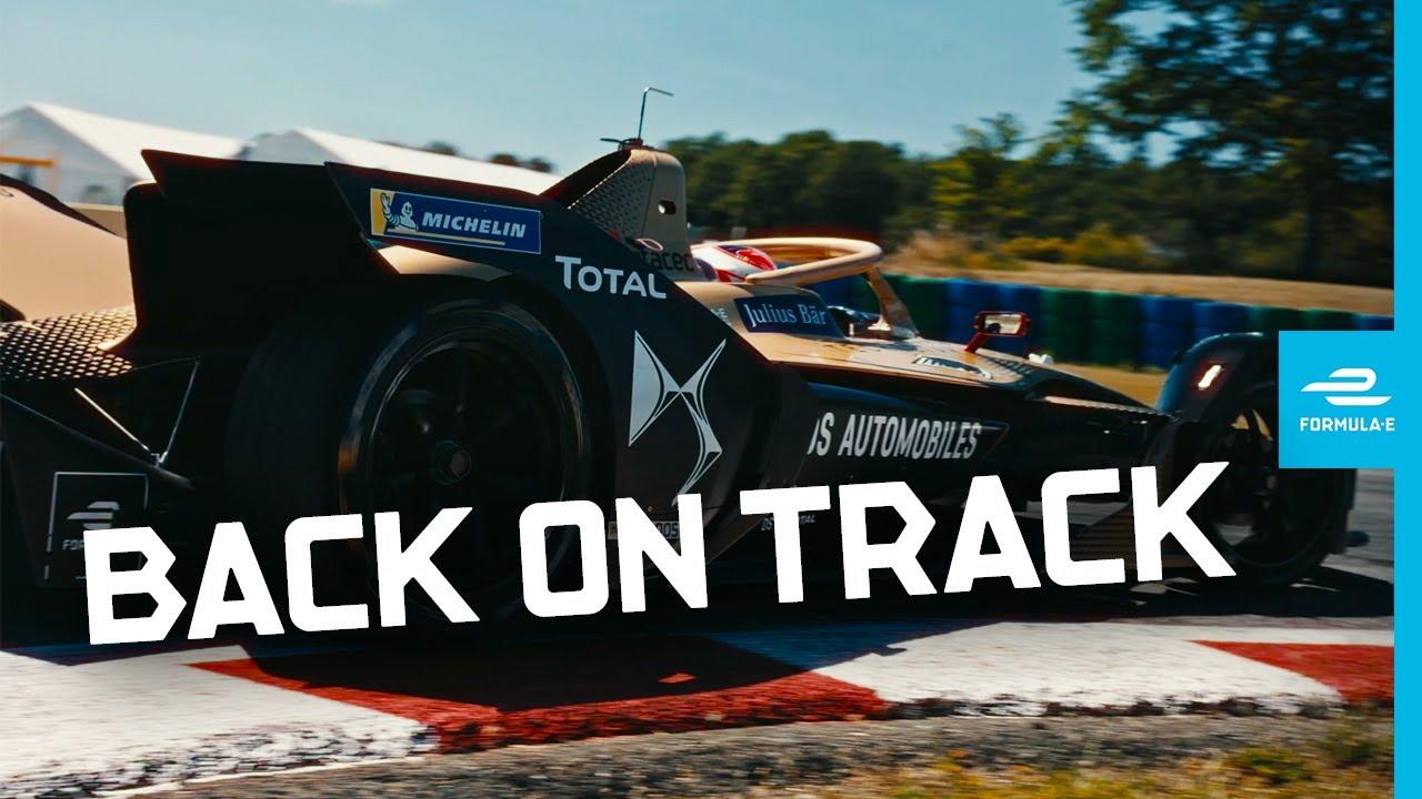 DS Techeetah Are Back On Track! | ABB FIA Formula E Championship