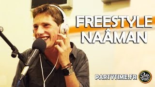 NAÂMAN - Freestyle at PartyTime Radio Show - 2013
