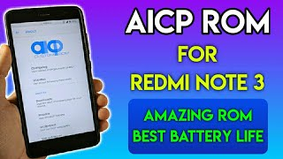 Best Rom For Redmi Note 3 2019