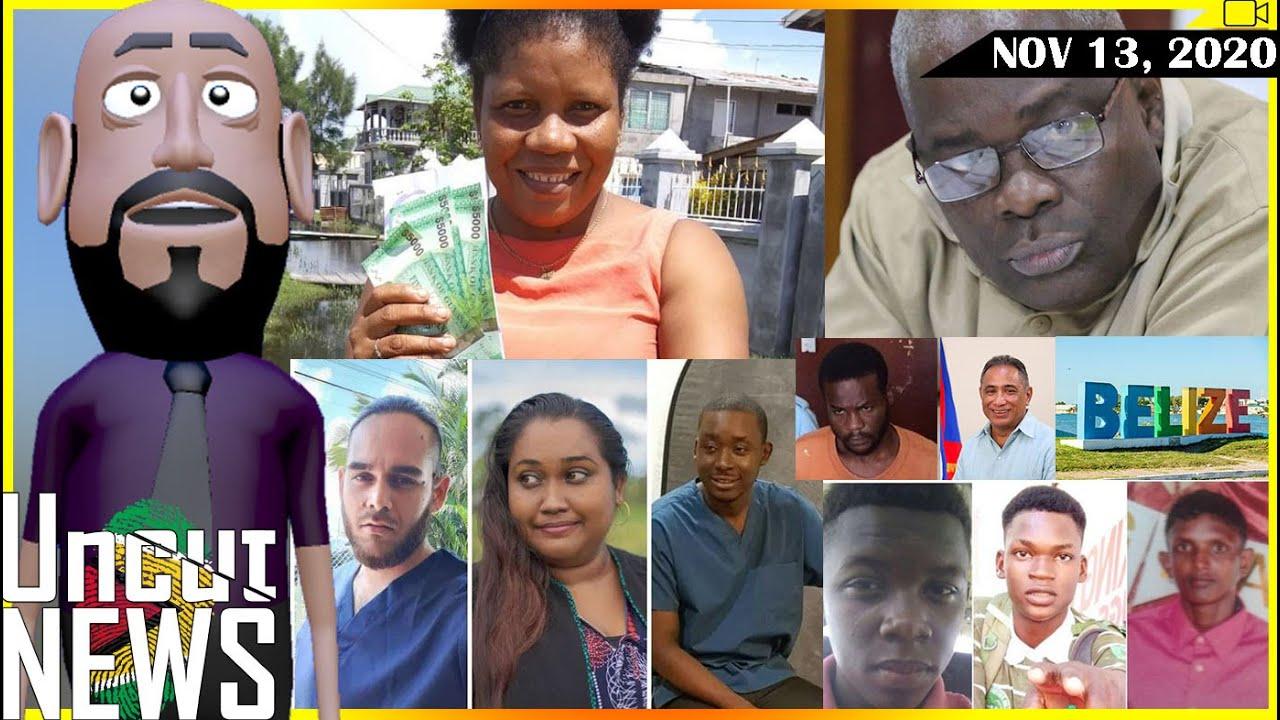 GUYANA UNCUT NEWS || NOVEMBER 13, 2020