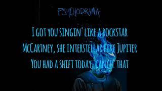 Dave - Purple Heart (Lyrics Video)
