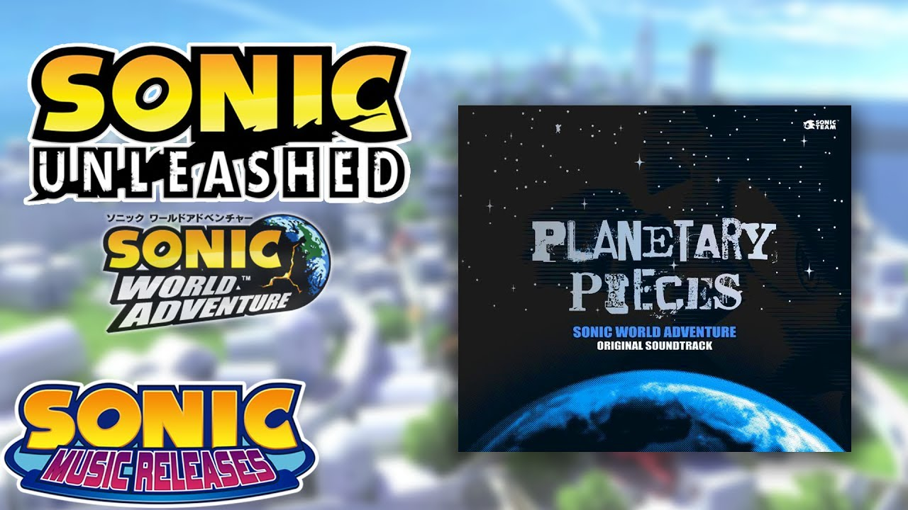 Sonic Music Releases - Sonic U...