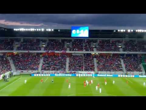 9ac47ef39deb0 Slovenská futbalová reprezentácia postúpila na vyšší level. Rok 2018 bude  pre fanúšikov veľmi zaujímavý | REFRESHER.sk