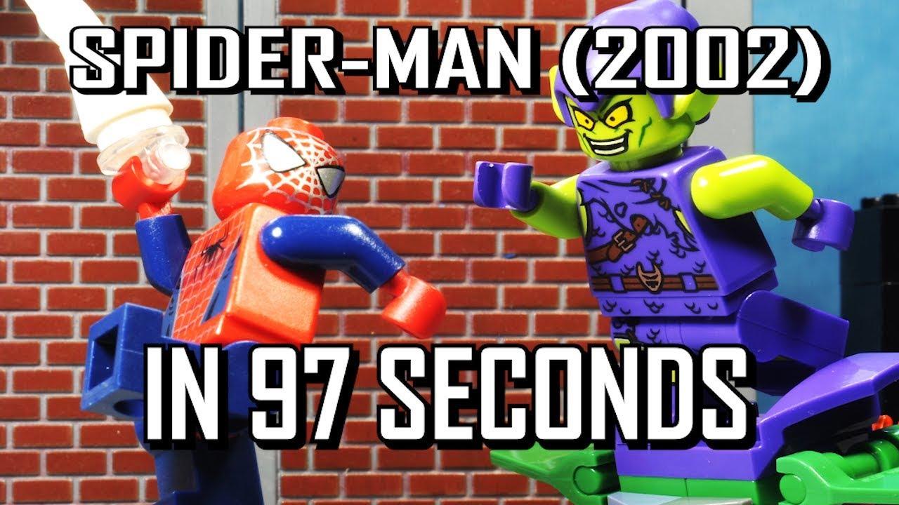 Download SPIDER-MAN (2002) IN 97 SECONDS