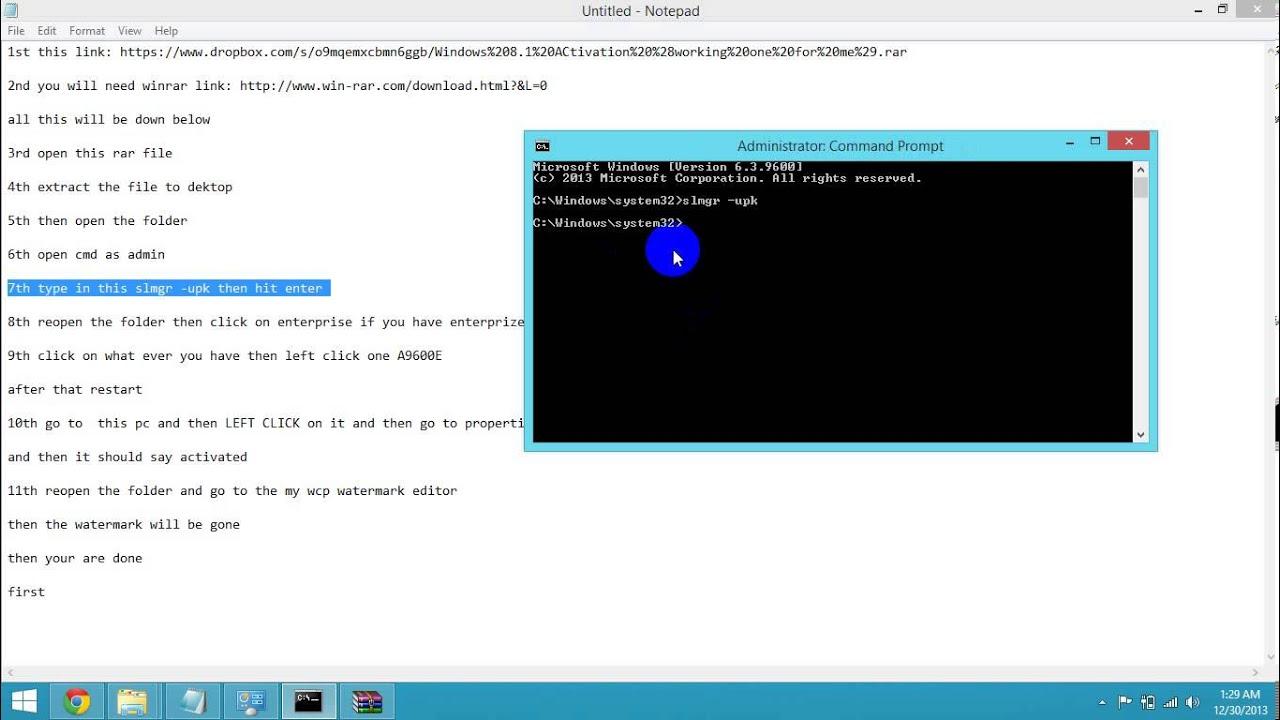 rar opener windows 8.1