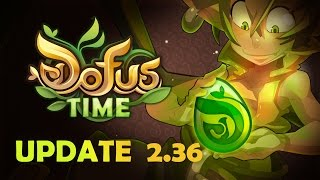 DOFUS Time – Update 2.36 – Mind The Steppe