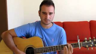 Cucho - Disparo Al Corazón (Cover de Ricky Martin)