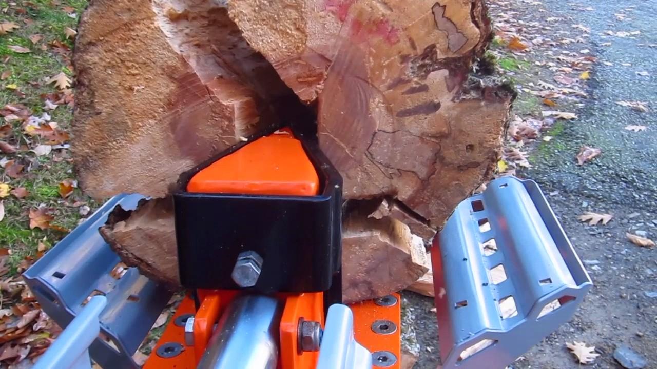 YardMax 35 Ton Log Splitter Review