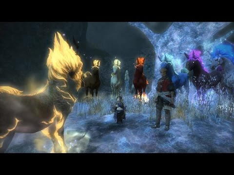 Final Fantasy XIV - A Legend for a Legend - Kirin Mount