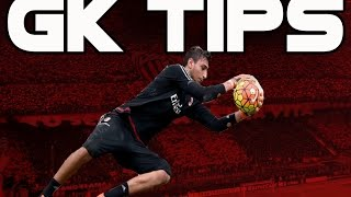 fifa 16 pro clubs gk tips build 14 better distribution