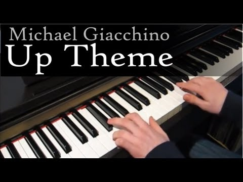 Up Theme - Married Life - Michael Giacchino - Piano