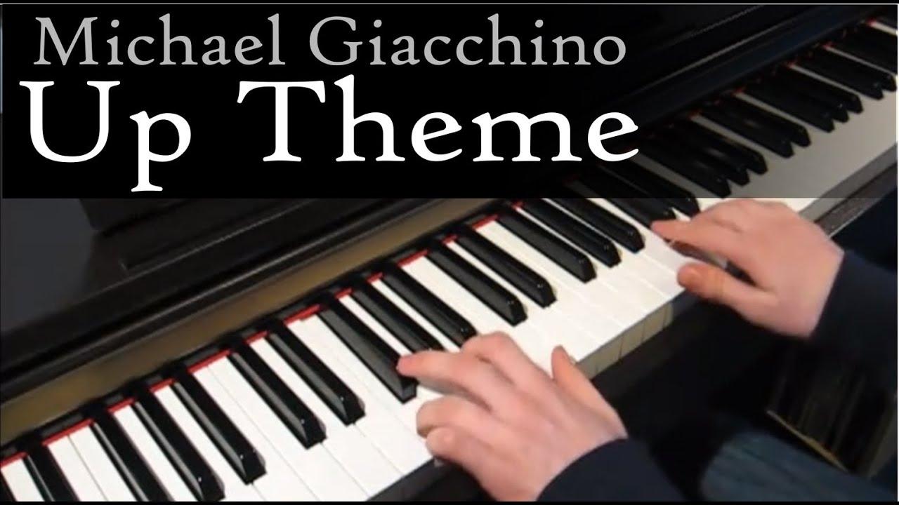 Michael Giacchino Up