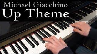 Gambar cover Up Theme - Married Life - Michael Giacchino - Piano