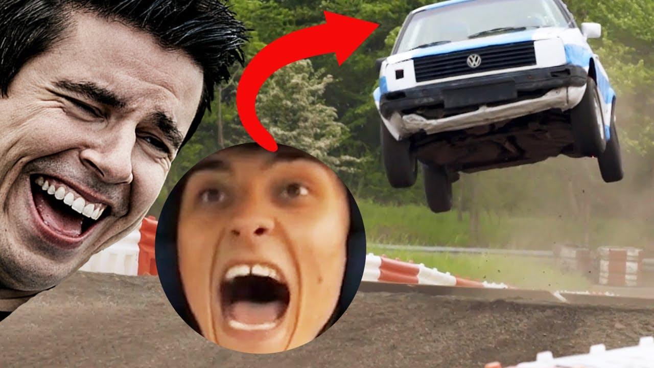 Hvor længe kan man LIGGE på taget af en bil?