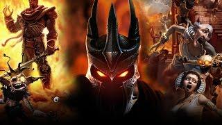 Overlord Rising Hell 1 эпизод( возрождение)