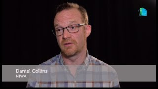 Science Media SAVVY Express: Daniel Collins - future of hydropower