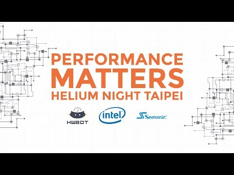 Performance Matters - Helium Night Taipei [Catch-up stream]