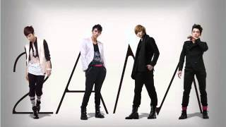 [Audio] 2AM - Intro / Even If I Die I Can't Send You