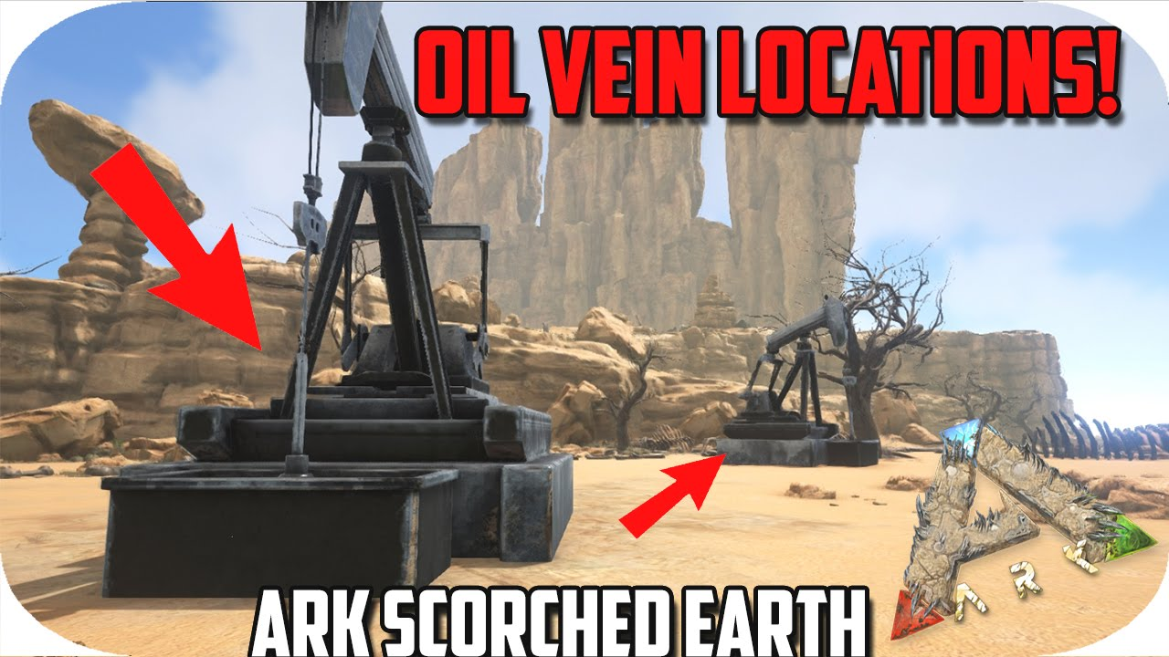 Oil Pump Guide Ark Scorched Earth Youtube The most effective way being the dunkleosteus. oil pump guide ark scorched earth