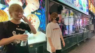 朝ホストを夜の歌舞伎町においてきたら話しかけられるのか??
