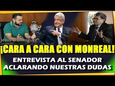 🔴SENADOR DE MORENA ¡ASI SE NEGOCIA CON LOS PARTIDOS! EXPLICA RICARDO MONREAL - ESTADISTICA POLITICA