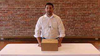 Yost Labs PrioVR Dev Kit Unboxing Ceremony
