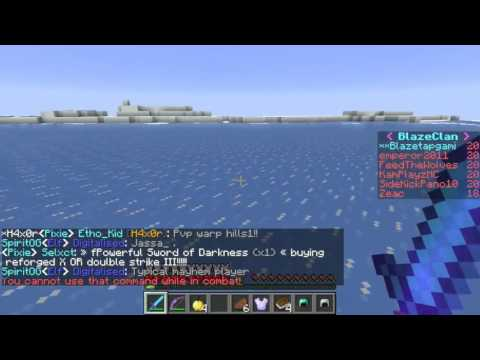 MOST OVER POWERED ENVOY Minecraft Factions Episode 2 Cosmic Pvp
