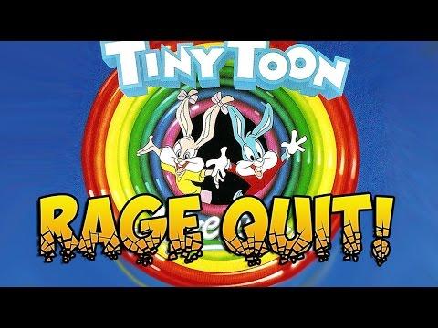 RETRO RAGE: Tiny Toon Adventures!