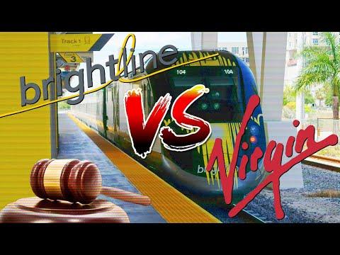 Virgin Sues Brightline