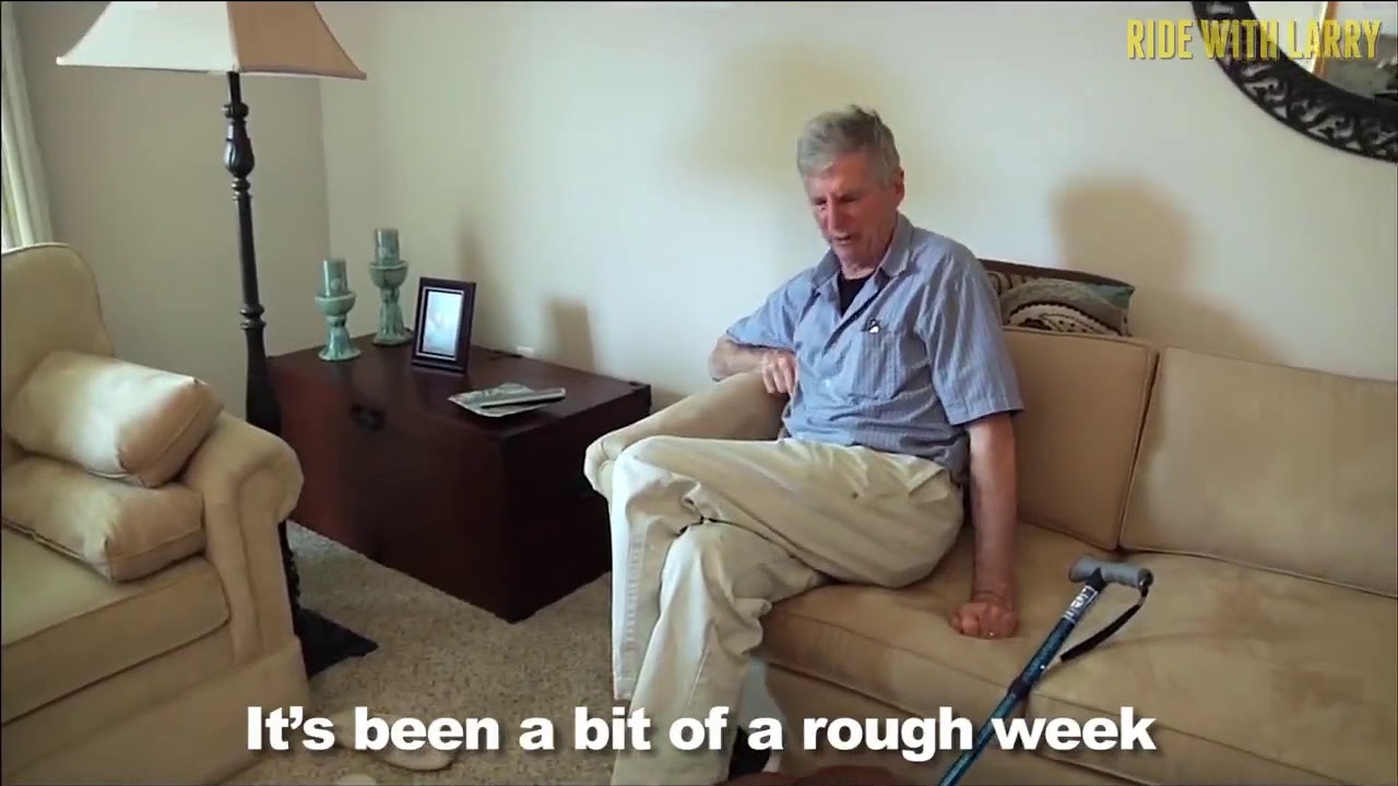 Man with Parkinson's tries cannabis oil for the first time - and the  results are amazing